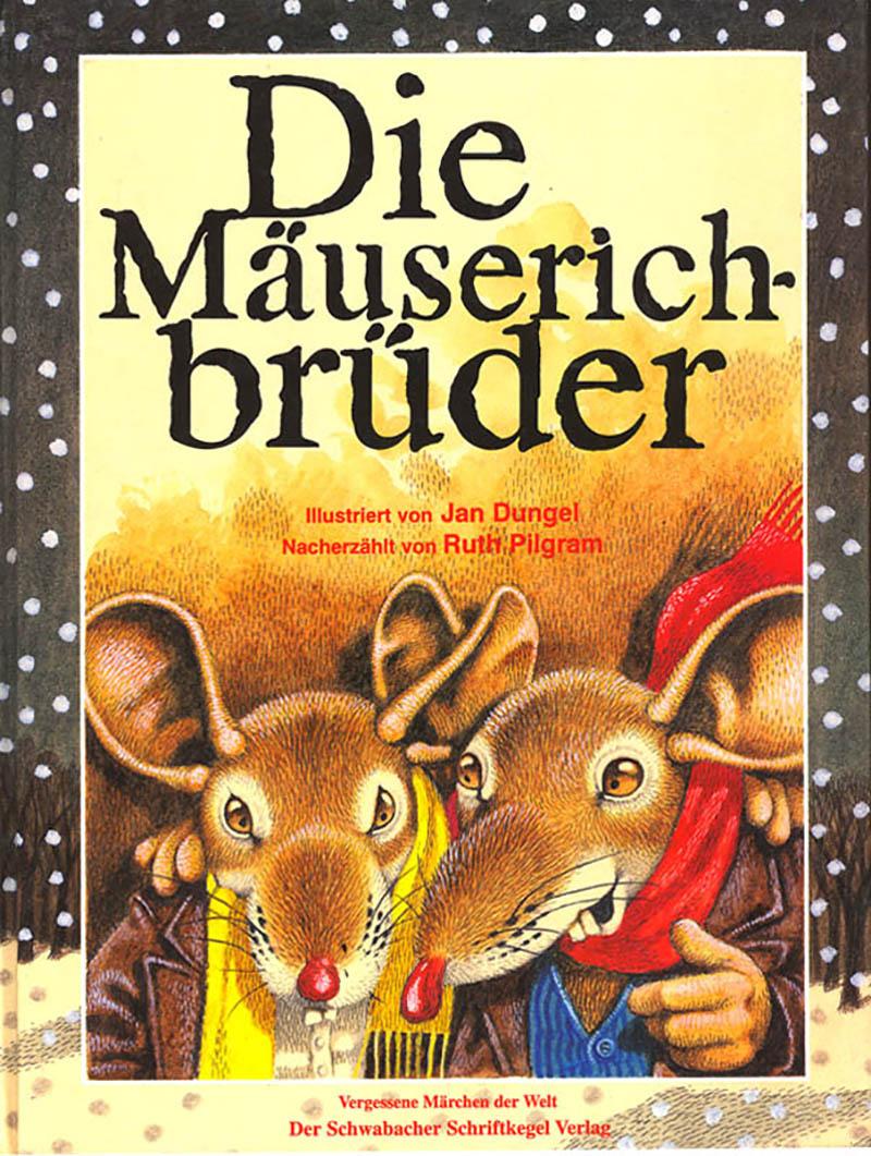 DIE MAUSERICHBRUDER, Der Schwabacher Schriftkegel Verlag 1998