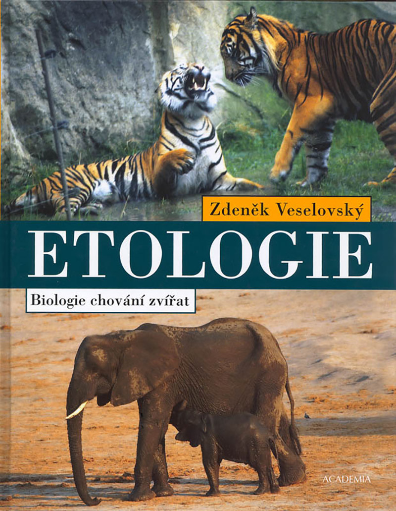 ETOLOGIE, Academia, Praha 2005