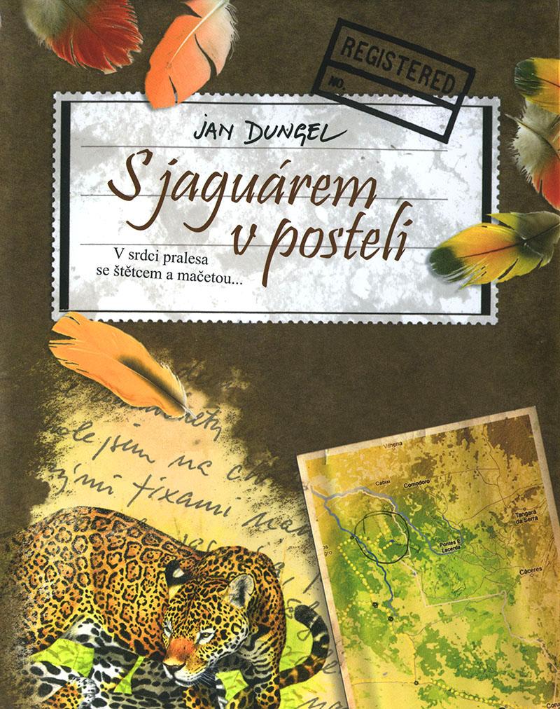 S JAGUÁREM V POSTELI (With jaguar in the bed)