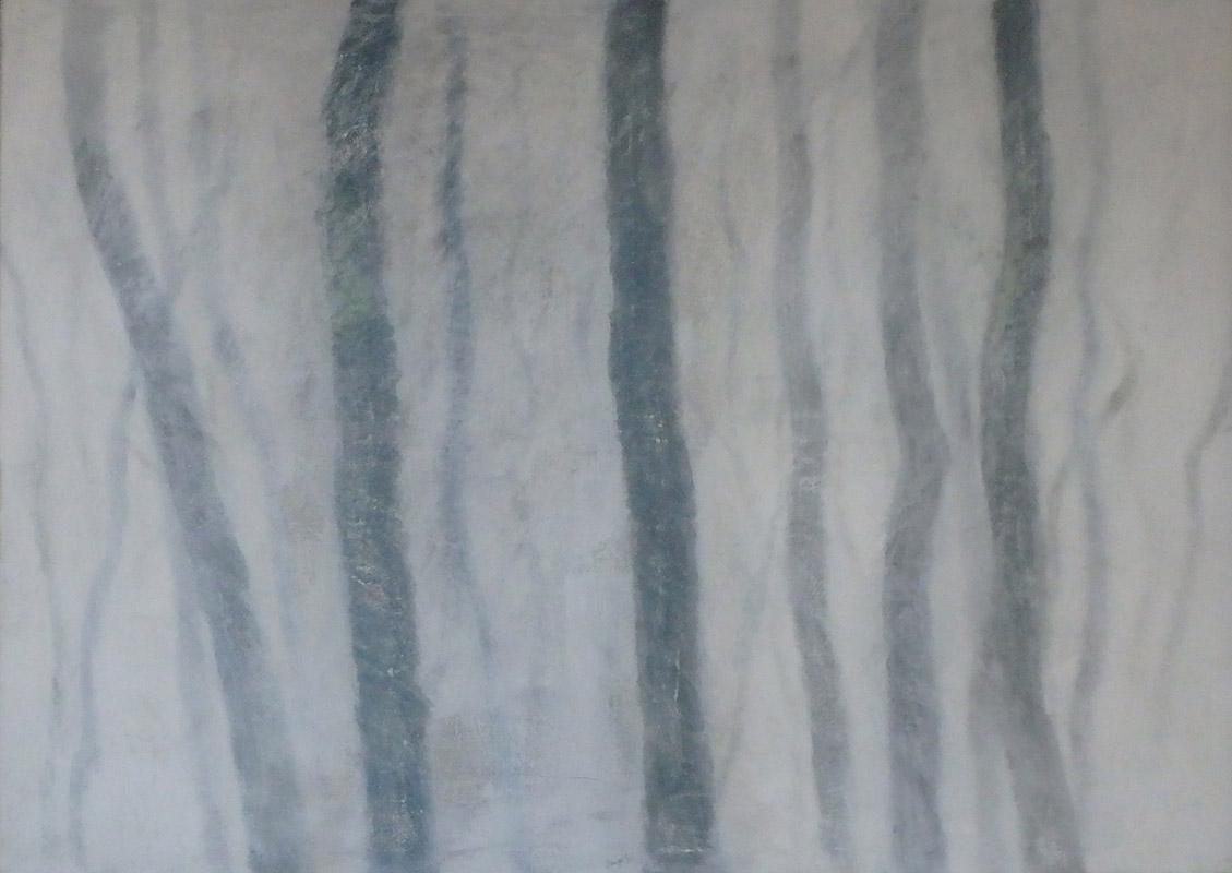 Trees, 130 x 180 cm.