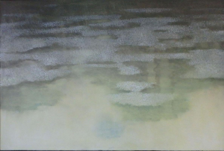 Water VI, 125 x 180 cm.