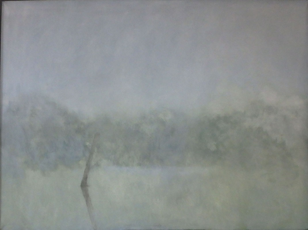 Mist III, 130 x 180 cm.
