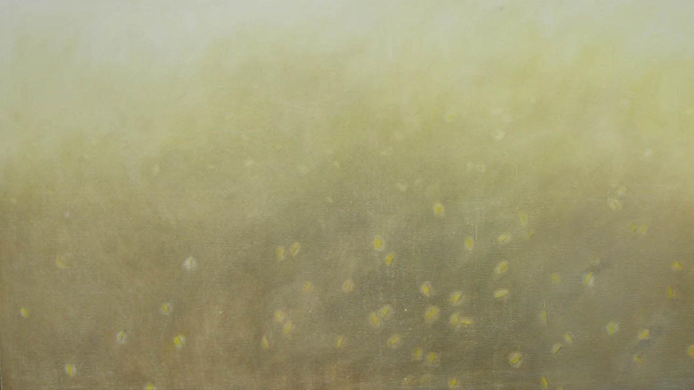 Water V, 105 x 200 cm.