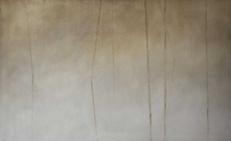 Water VII, 105 x 180 cm.
