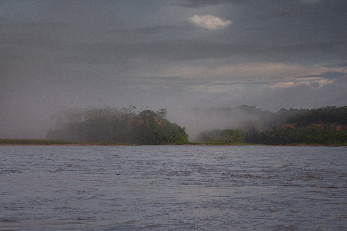 <p>Rio Tuichi (Amazonia), Bolivia.</p>