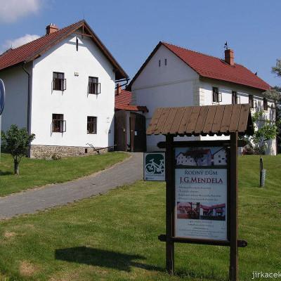 J. G. MENDEL NATIVE HOUSE